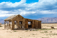 Abandoned Farm House - Mojave Desert, California